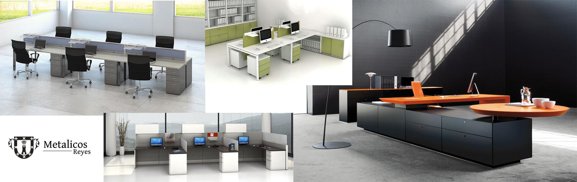 Muebles para oficina metalicos reyes for Precios de muebles para oficina