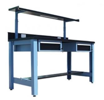 Mesas de trabajo metalicos reyes for Mesas de diseno industrial