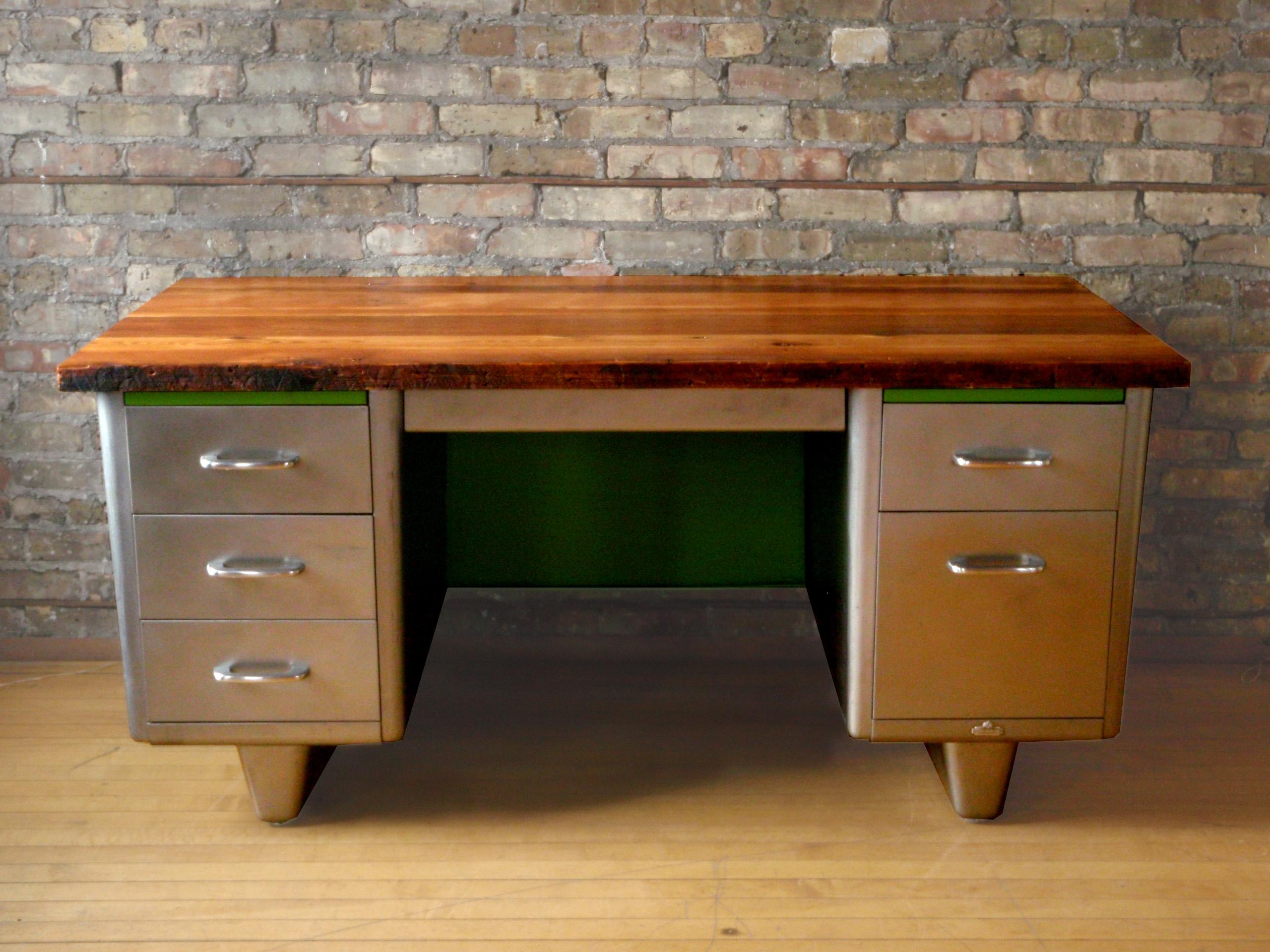 escritorio-metal muebles para oficina