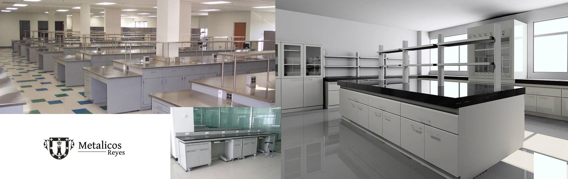 muebles metalicos para laboratorio