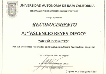 Universidad autonoma de Baja California